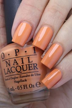 OPI Hawaii Collection Spring/Summer 2015