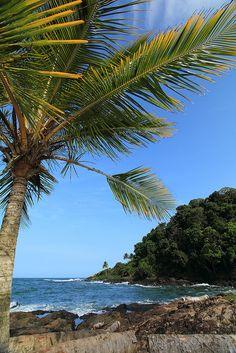 Itacaré, Bahia, Brazil by Mathieu Struck, via Flickr