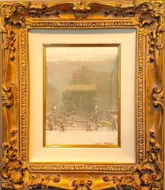 View of the Plaza by Johann Berthelsen  от TerryWallaceGallery