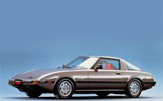 Mazda RX-7 - 1978-85