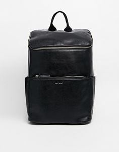 Shop Matt & Nat Brave Backpack at ASOS. Order now with multiple payment and delivery options, including free and unlimited next day delivery (Ts&Cs apply). Cheap Purses, Purses And Bags, Eco Brand, Matt And Nat, Wholesale Purses, Leather Backpack Purse, Prada Handbags, Handbag Accessories, Fashion Backpack