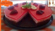 ΣΥΝΤΑΓΕΣ ΓΙΑ ΔΙΑΒΗΤΙΚΟΥΣ ΚΑΙ ΔΙΑΙΤΑ Cheesecake, Food And Drink, Pudding, Sweets, Baking, Desserts, Recipes, Diabetes, Anna
