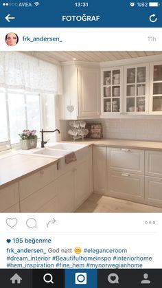 M Kitchen Dinning, Home Decor Kitchen, Diy Kitchen, Kitchen Furniture, Kitchen Interior, Home Kitchens, Kitchen Design, Interior Design Courses, Cocinas Kitchen