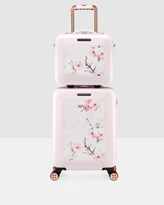 Oriental Blossom vanity case - Baby Pink | Bags | Ted Baker ROW PINTEREST : Nicki191 SNAP : Nickirochelle IG: Nickirochelle