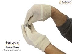 Faizan Safety Gloves is leading manufacturer, distributor, and exporter of safety work gloves. Our focus from the beginning as been on high-quality work gloves, which hasn't changed. Safety Gloves, Cotton Gloves, Mixed Fiber, Led Manufacturers, Work Gloves, Leather Working, Safety Work, Pakistan, Leather Crafting