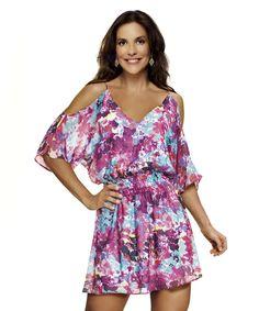 Vestido Estampado - Ivete para Desfilar - Desfilar.com