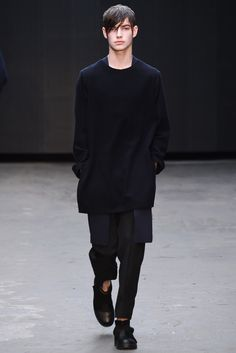 MAN Fall 2015 Menswear Fashion Show