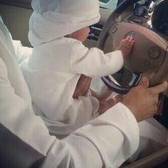 Arab baby