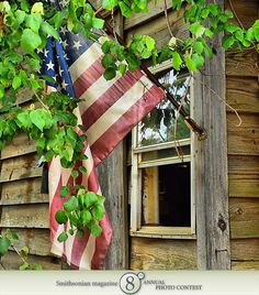 "Photo of the Day - March 10, 2012: ""Old Glory."" Taken by Kenneth Mucke (Lawrenceville, GA). Photographed November 2008, Atlanta, GA."