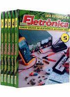 Revista de eletrônica CEKIT - 30 projetos ~ (( Downtrônica ))