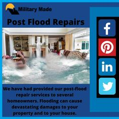 Whether it has been due to a weather catastrophe or some other reasons our team of Post flood repairs Toronto specializes in post-flooding repairs. Call at now. Toronto, Weather, Military, Army, Military Man, Military Personnel