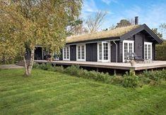 Home Fashion, Cabin, House Styles, Plants, Home Decor, Trelleborg, Cabins, Flora, Cottage