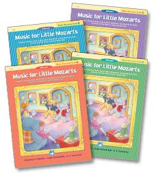 Neat books and program to teach music to children.