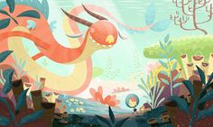 The Dragon and the Boy by jovandemelo, via Flickr