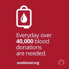 Blood donors save lives every day. #savealife #shareyourpower #readytodonateblood #platelets #plasma #wholeblood #bloodtypes