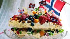 Pavlova, Waffles, Baking, Breakfast, Food, Cakes, Morning Coffee, Cake Makers, Bakken