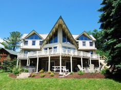Mallard Landing: 8 BR / 9.5 BA lake front in McHenry, Sleeps 24Vacation Rental in McHenry from @homeaway! #vacation #rental #travel #homeaway