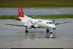 N407XJ Mesaba Airlines Saab 340B taken 23. May 2009 at Fort Lauderdale ...