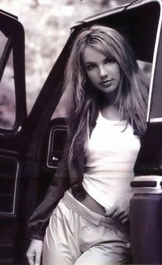 Britney Spears - Photo by Timothy White.