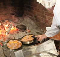 Hearth Cooking website