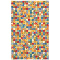 Safavieh Soho Multi 7 ft. 6 in. x 9 ft. 6 in. Area Rug-SOH922A-8 - The Home Depot