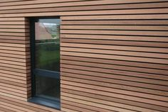 Modern [Exterior] Window Details is part of Exterior wall cladding - Exterior window details play a huge part in making a house look modern Here are 6 modern exterior window details to choose from for your modern home