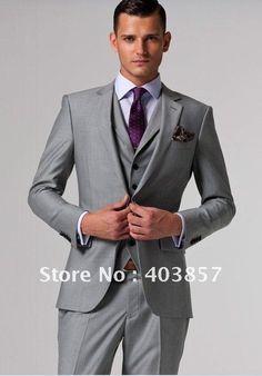 lavender shirt three piece suit - Google Search
