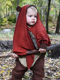 Adorable Ewok costume costume plus 65 more diy costume ideas!