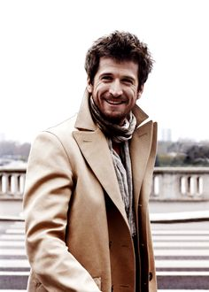 Guillaume Canet. I love this French man.
