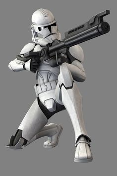 Clone Trooper | Phase II Clone Trooper Armor - The Clone Wars