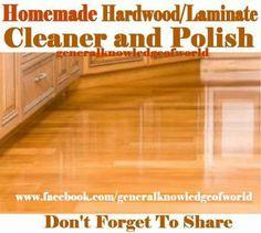 Floor shine.laminate