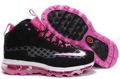 1114101532f4 Womens Ken Griffey Shoes Black Pink Shoes Ken Griffey