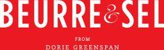 Beurre & Sel. Gourmet cookies from Dorie Greenspan.