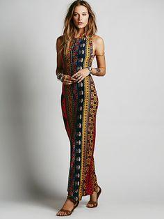 Free People Midnight Rambler Dress, $176.00