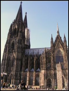 Cathedral St. Finne Barre. Germany