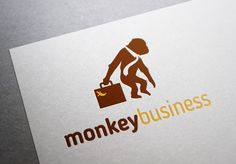 Monkey business by Punkees Mongkees design on Creative Market