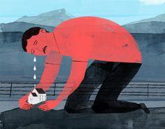 Keith Negley illustration