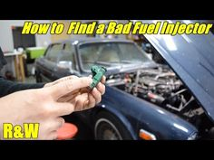 5426 best auto repair images on pinterest repair shop autos and how to find a bad fuel injector operation testing using a screwdriver plus testing for fandeluxe Image collections