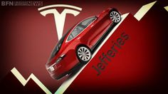 Jefferies forecast a growth of 1000 base points in gross margins for Tesla Motors Inc. (NASDAQ:TSLA) after a detailed battery component analysis.