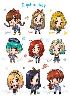 I got a boy Syafiqah Girls' Generation Taeyeon, Girls Generation, K Pop, Sunny Snsd, Korean Girl Band, Girl G, Flower Boys, Kpop Fanart, Korean Artist