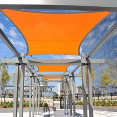 The Modern — Fort Lee, NJ | Structural Pergola Systems
