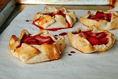 my fair baking: herbed olive oil pie crust. revolutionary desserts.