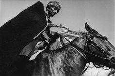 Chechen rebel cavalry