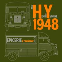 Citroen Van, Citroen Type H, Catering Van, Automobile, Shirt Bag, Dream Garage, Volkswagen, Gin Bar, Tee Shirts