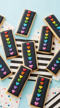 Roll Out Cookie Dough Recipe, Cookie Dough Recipes, Cupcake Recipes, Valentines Baking, Valentine Cookies, My Funny Valentine, No Bake Sugar Cookies, Fancy Cookies, Galletas Cookies