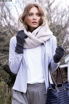 Cool Girl Accessory: Snoods | sheerluxe.com