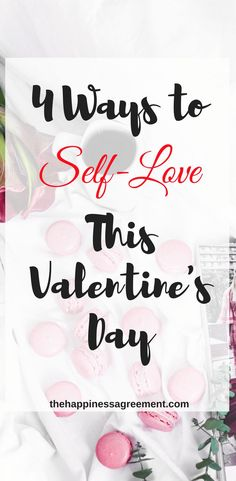 Whether you have someone or not this Valentine's Day, these self-love tips are for you, hon! | thehappinessagreement.com | #selflove #valentinesday #selfdevelopment #personaldevelopment #lifestyle #essentialoils #journalprompts Photo by Alexandra Gorn on Unsplash