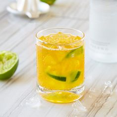 Passion Fruit Caipirinha Recipe: This fresh twist on the Caipirinha ...