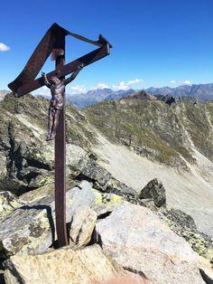 Pitztaler Jochköpfl, Tirol, Ötztaler Alpen, 3023m