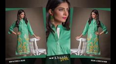 Khaadi Embroidered Kurta Collection 2017  With Price-5